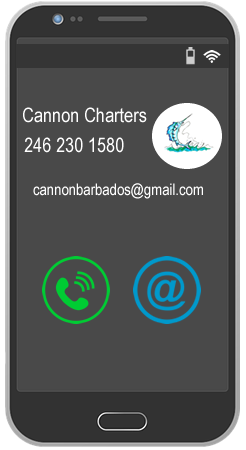 Contact Cannon Charters